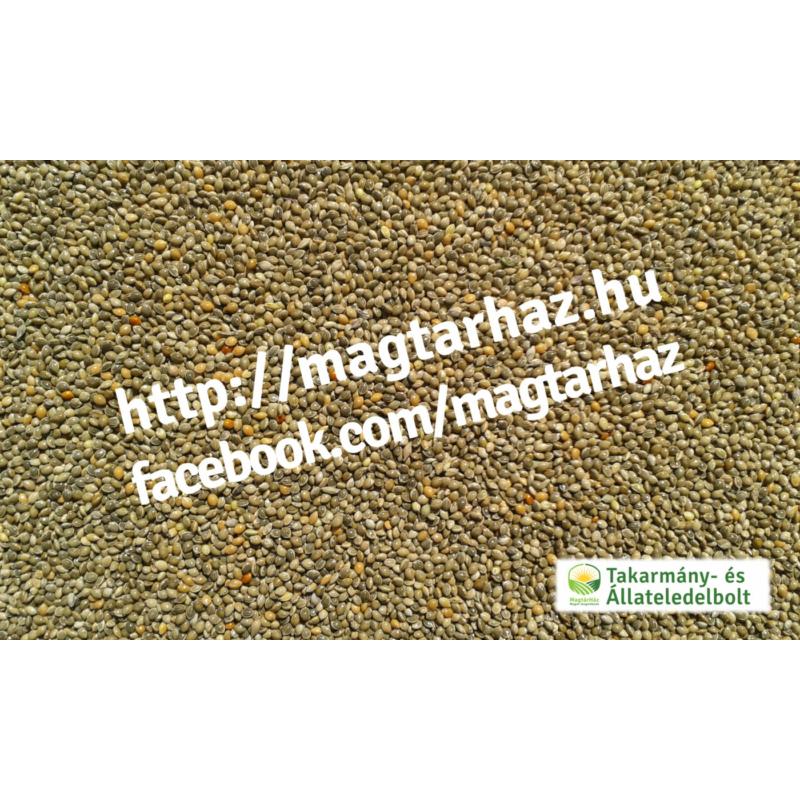 Zöld köles (kimérve/kg)