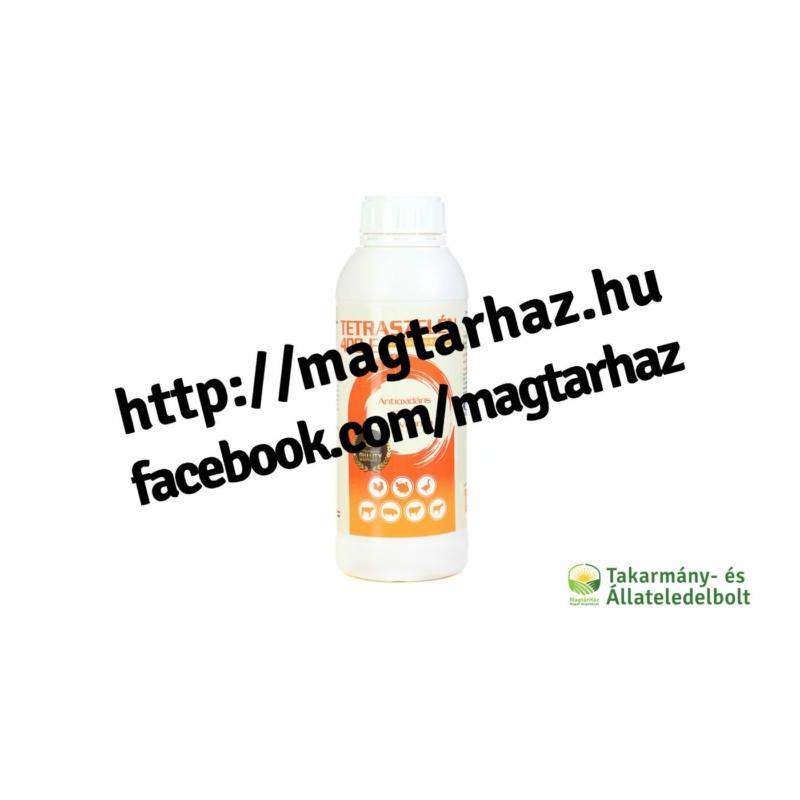 Tetraszelén 400-E vitamin előkeverék 1l
